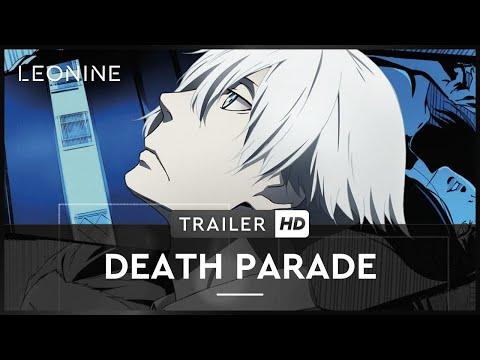 Death Parade - Trailer (deutsch/german; FSK 12)