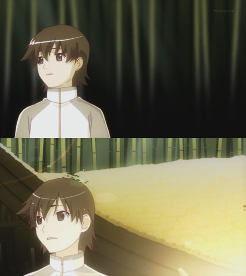 Bakemonogatari_10_tv_vs_blu-ray_13_10