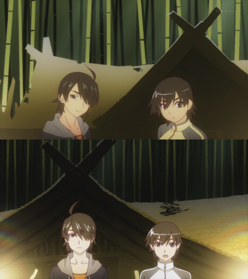 Bakemonogatari_10_tv_vs_blu-ray_13_56