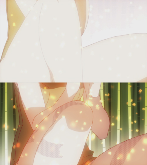Bakemonogatari_10_tv_vs_blu-ray_14_29