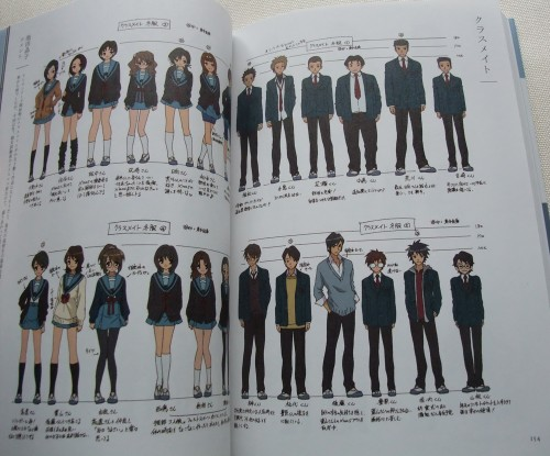 The_Disappearance_Of_Haruhi_Suzumiya_Official_Guide_Book_20